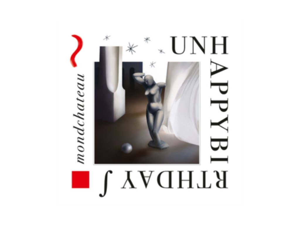 UNHAPPYBIRTHDAY - Mondchateau (LP)