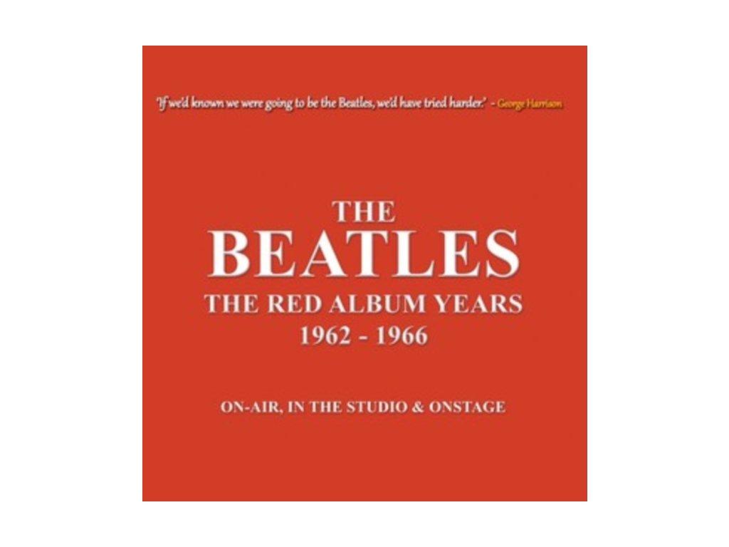 "BEATLES - The Red Album Years 1962-1966 (Red Vinyl) (10"" Vinyl)"