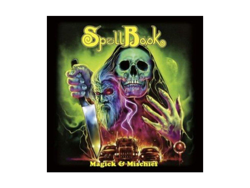 SPELLBOOK - Magick & Mischief (LP)