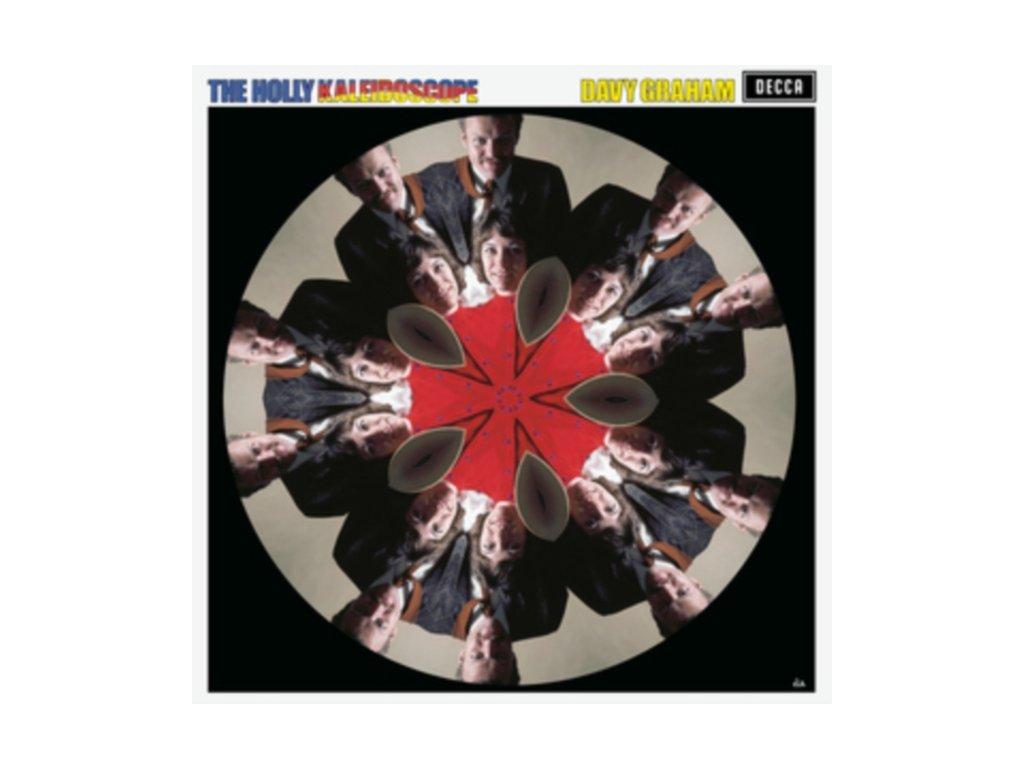 DAVY GRAHAM - The Holly Kaleidoscope (Coloured Vinyl) Rsd2020 (LP)