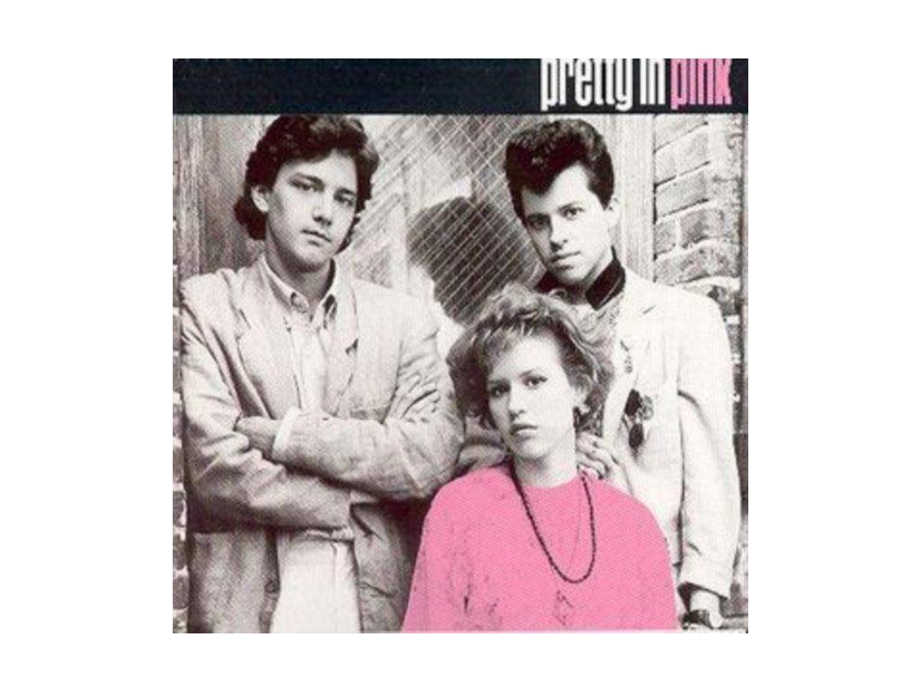 ORIGINAL SOUNDTRACK - Pretty In Pink (CD)