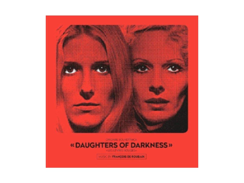 FRANCOIS DE ROUBAIX - Daughters Of Darkness - OST (CD)