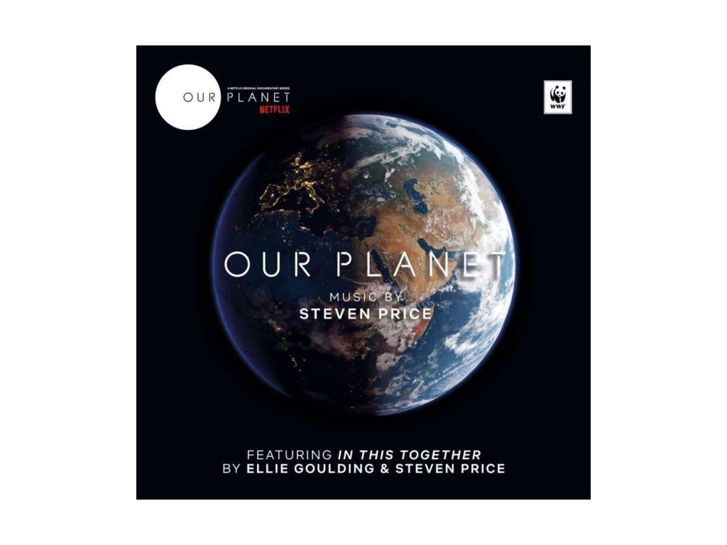ORIGINAL SOUNDTRACK / STEVEN PRICE - David Attenborough - Our Planet (CD)