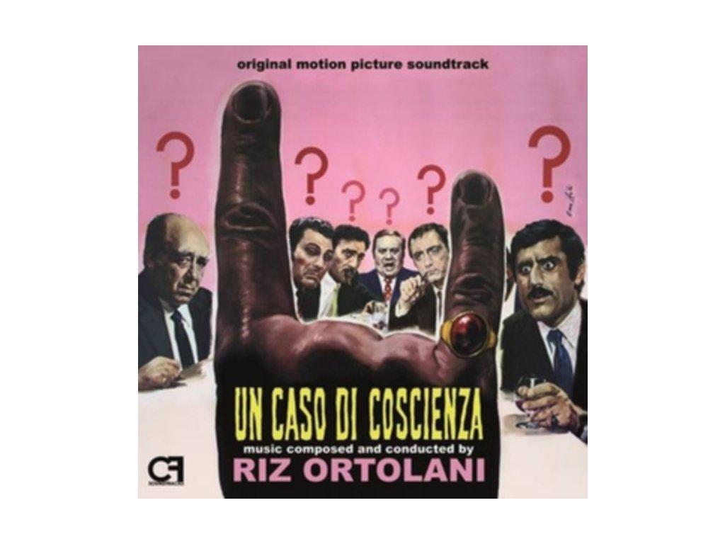 RIZ ORTOLANI - Un Caso Di Coscienza - Non Commettere Atti Impuri (CD)