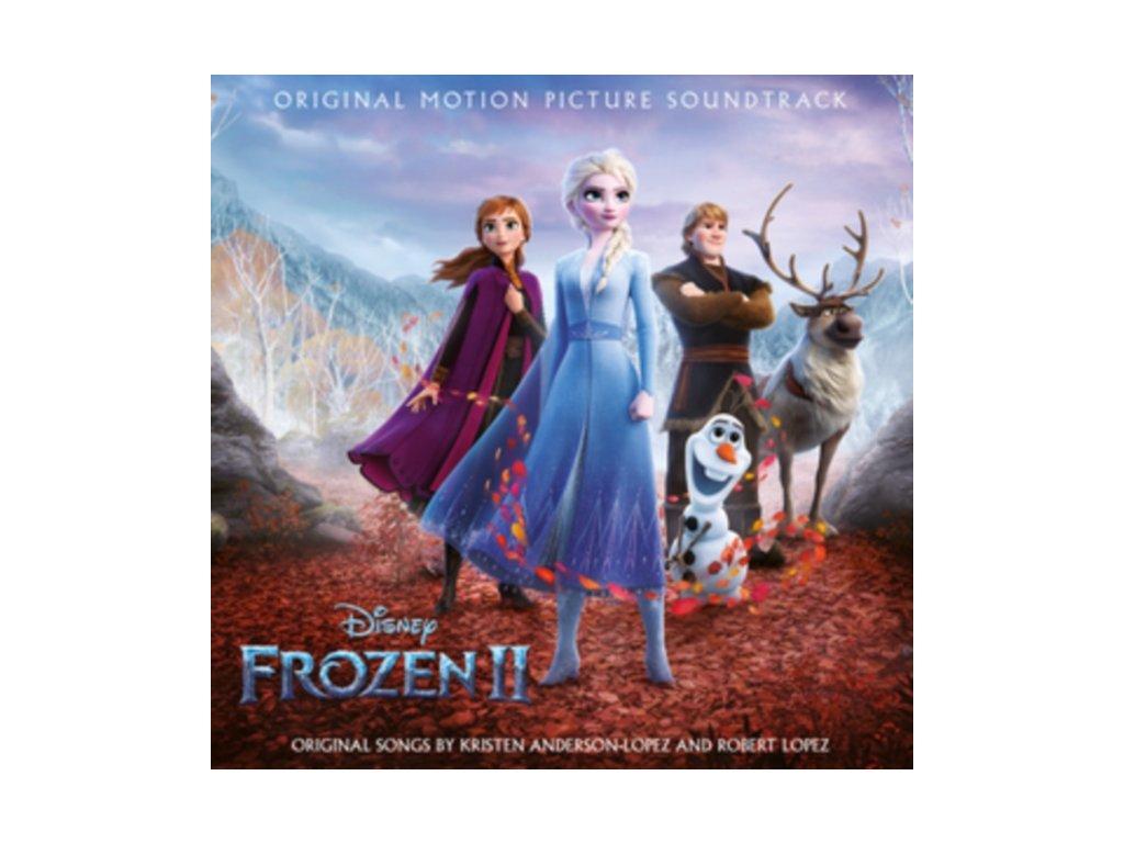 ORIGINAL SOUNDTRACK - Frozen 2 (CD)