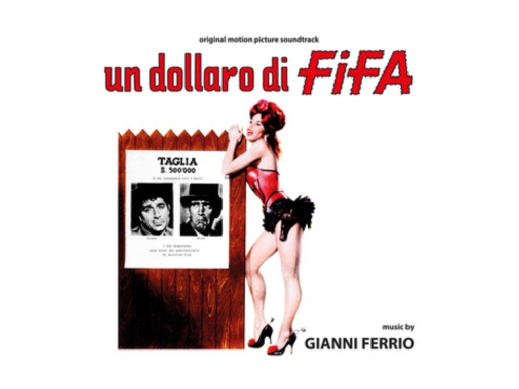 GIANNI FERRIO - Un Dollaro Di Fifa (CD)