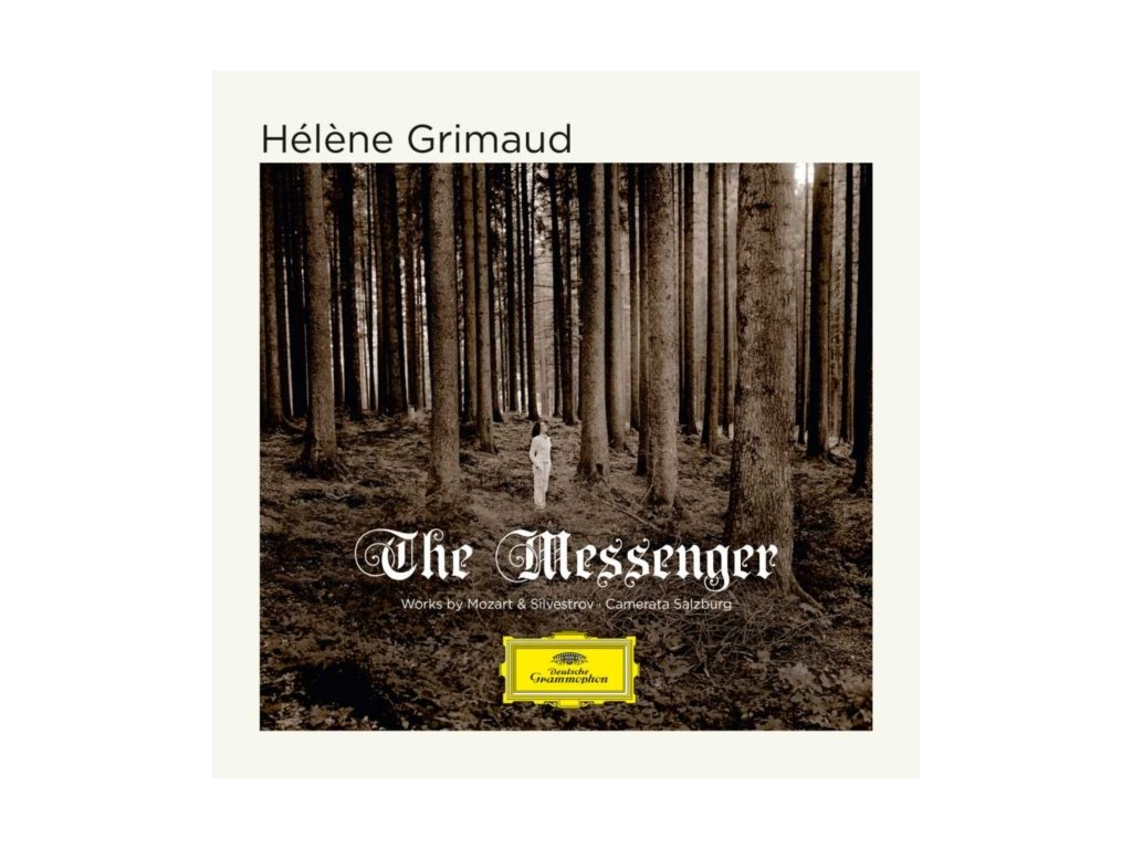 HELENE GRIMAUD CAMERATA SALZBURG - The Messenger (LP)