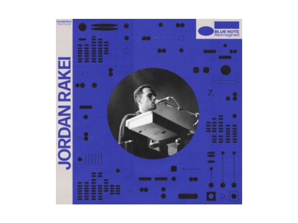 "JORDAN RAKEI / ALFA MIST - Wind Parafe / Galaxy (7"" Vinyl)"