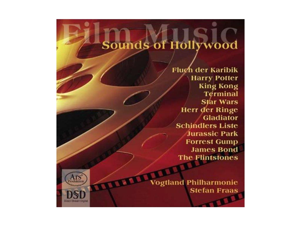 PHILHARMONIE FRAAS / VOGTLAND - Film Music - Sounds Of Hollywo (SACD)