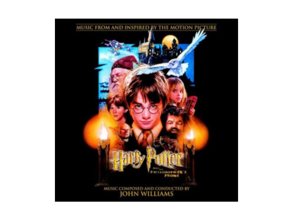 ORIGINAL SOUNDTRACK - Harry Potter [John Williams] (CD)
