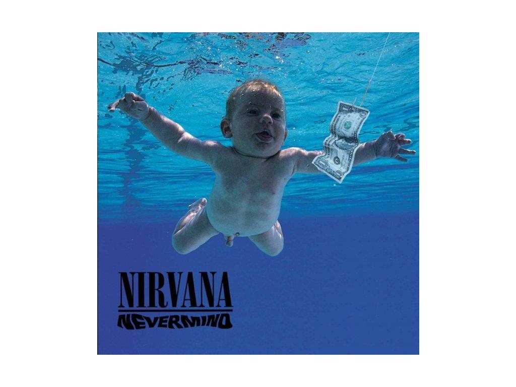 NIRVANA - Nevermind (LP)