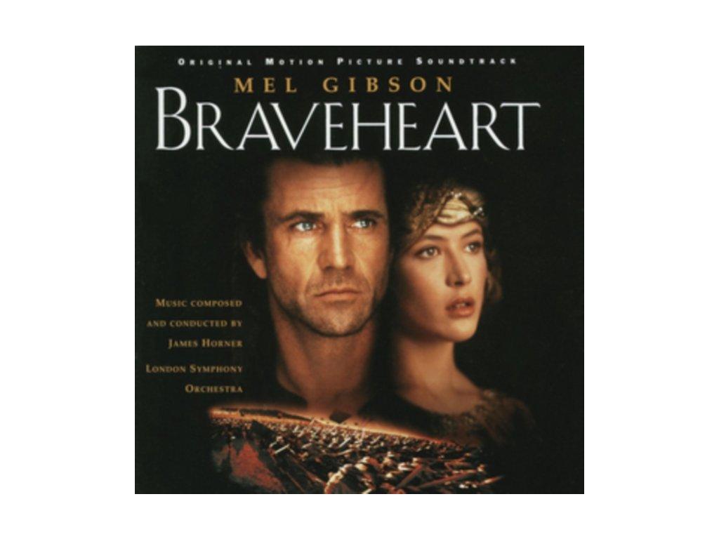 VARIOUS ARTISTS - Braveheart - OST (LP)