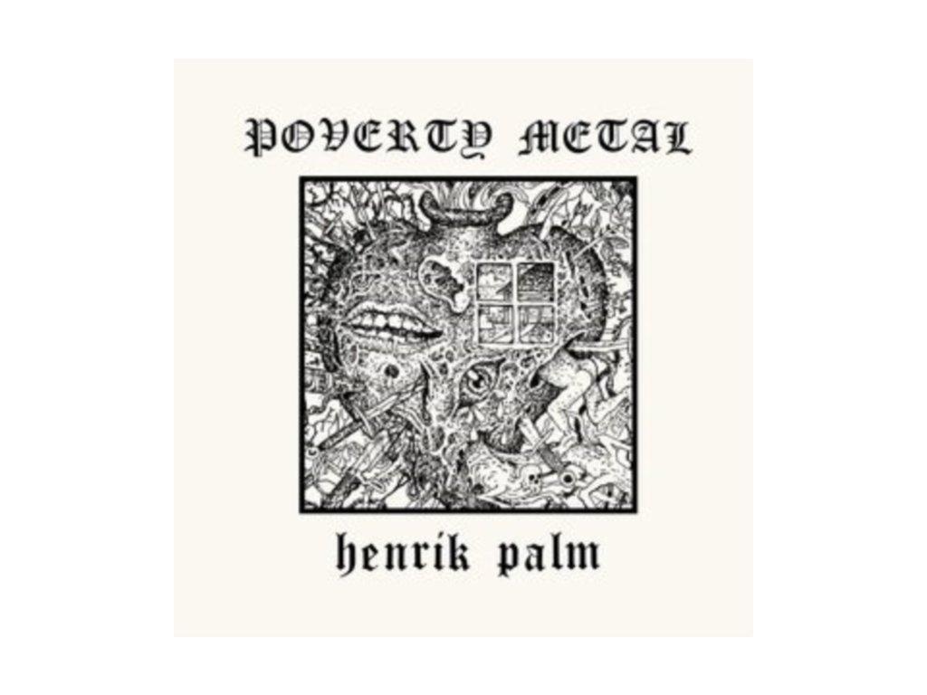 HENRIK PALM - Poverty Metal (LP)