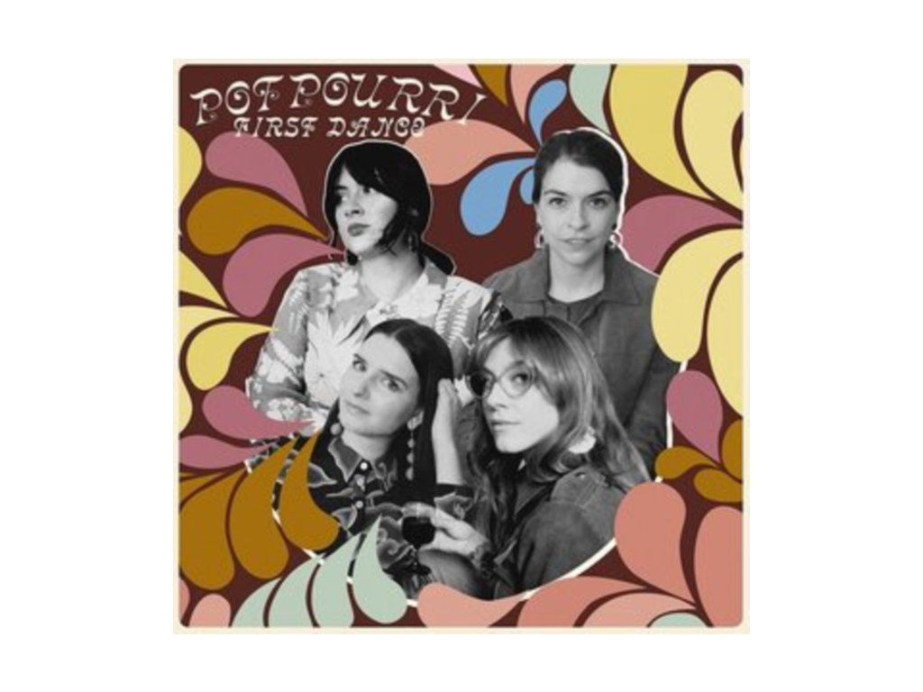 POTPOURRI - First Dance (LP)