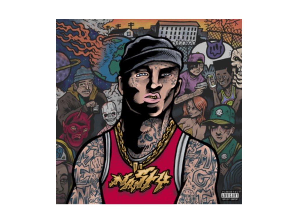NASTY - Menace (LP)