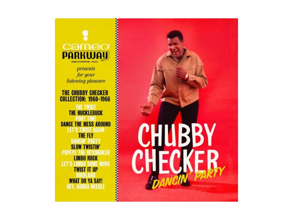 CHUBBY CHECKER - Dancin Party: The Chubby Checker Collection (1960-1966) (LP)