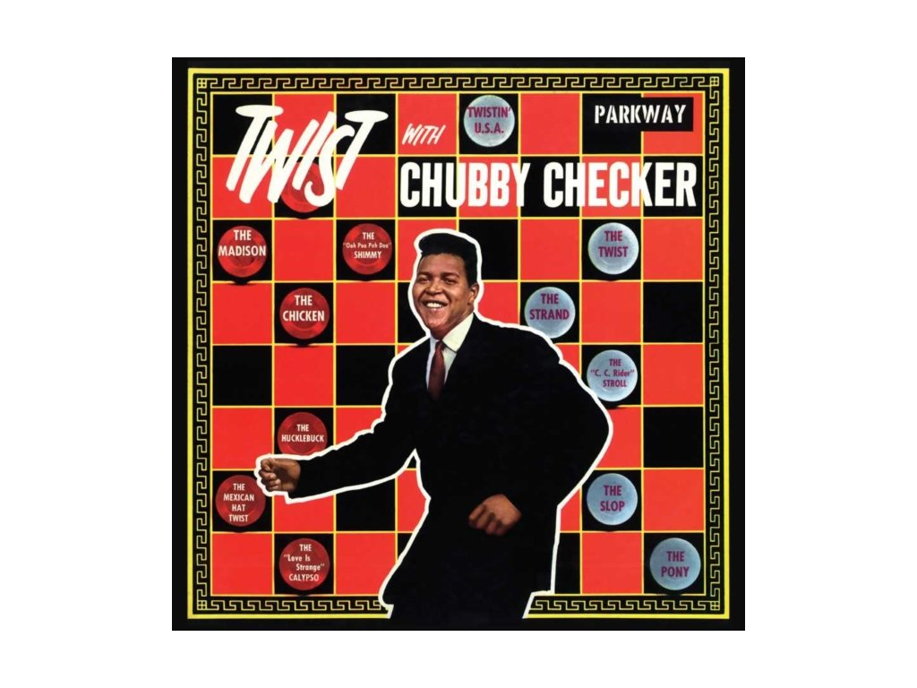 CHUBBY CHECKER - Twist With Chubby Checker (Remastered Edition) (LP)