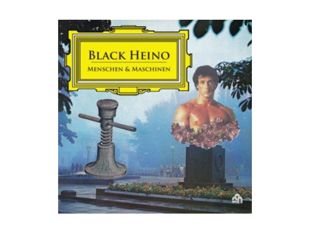 BLACK HEINO - Menschen Und Maschinen (LP)