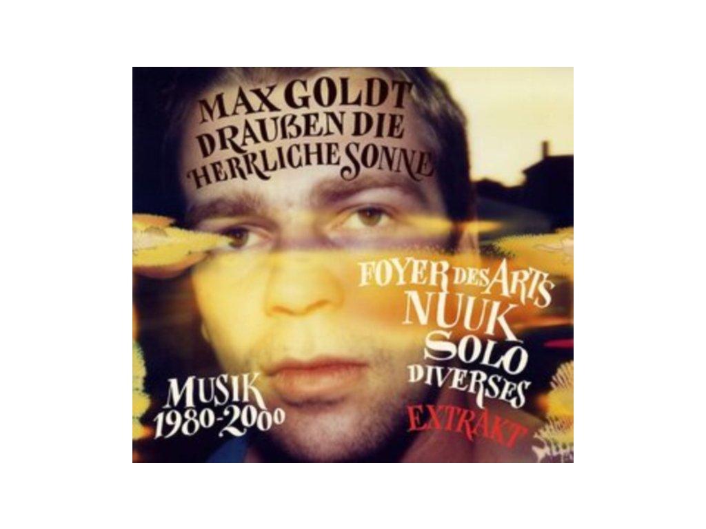 MAX GOLDT - Drausen Die Herrliche Sonne (Musik 1980-2000) (LP)