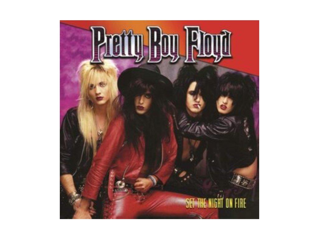 PRETTY BOY FLOYD - Set The Night On Fire (LP)
