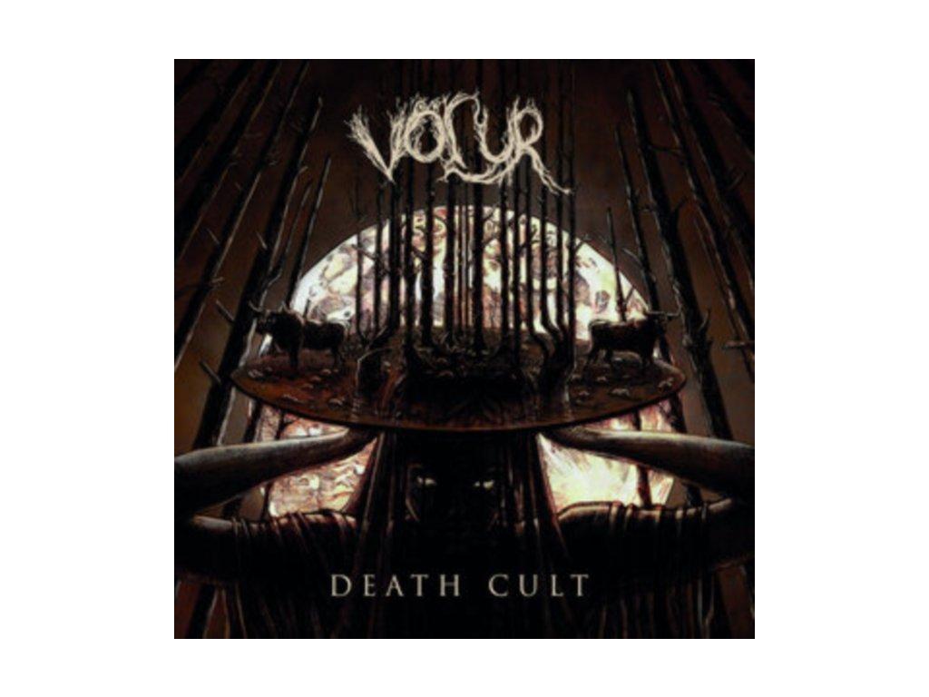 VOLUR - Death Cult (Silver Vinyl) (LP)