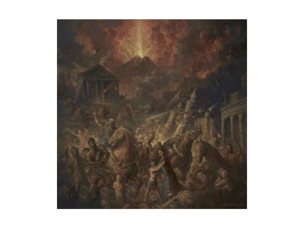 DARK QUARTERER - Pompei (LP)