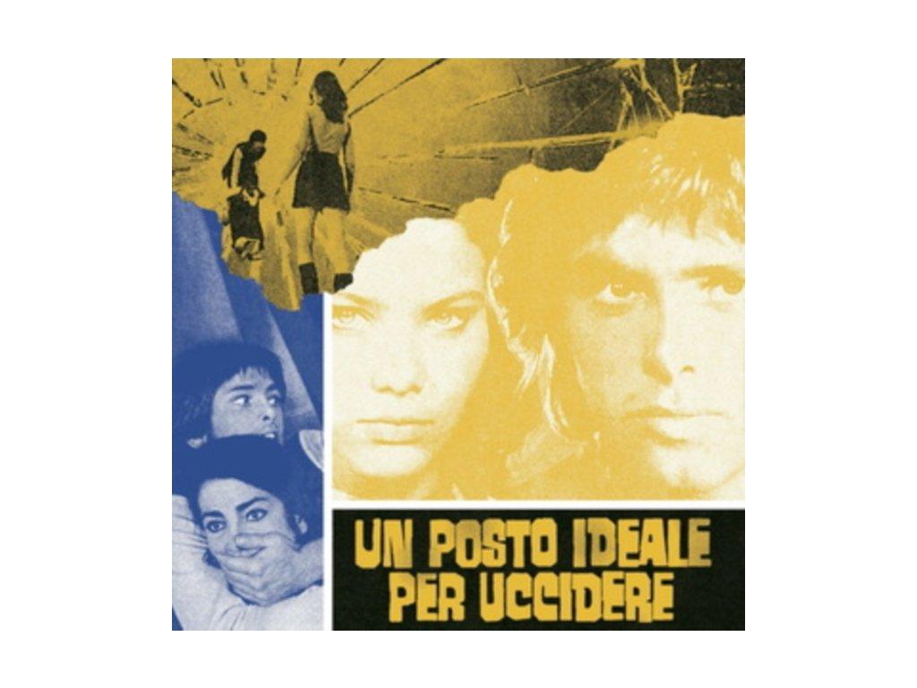 """BRUNO LAUZI - Un Posto Ideale Per Uccidere (Oasis Of Fear) (7"""" Vinyl)"""
