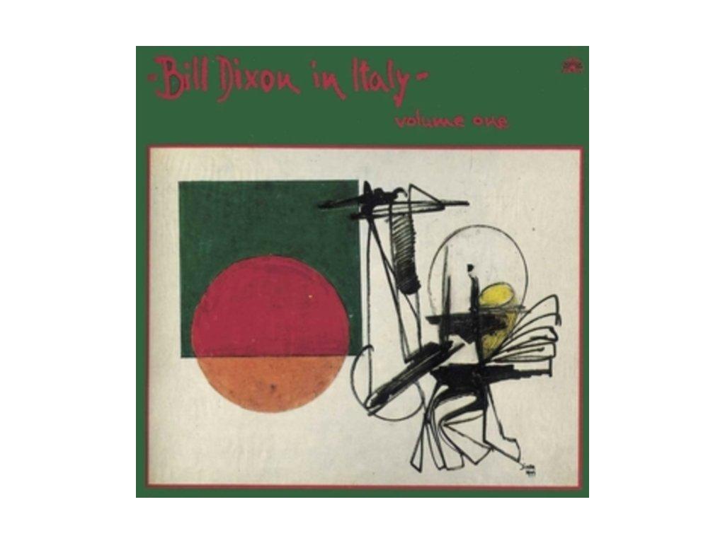 BILL DIXON - In Italy - Volume One (LP)