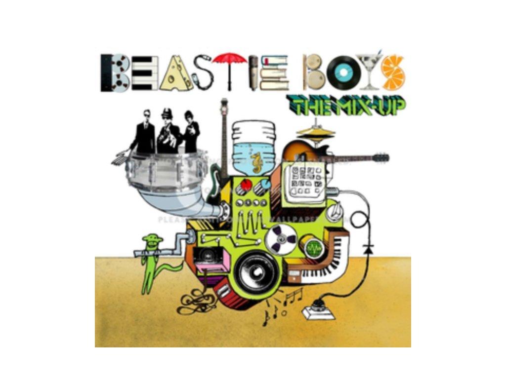 BEASTIE BOYS - The Mix Up (LP)