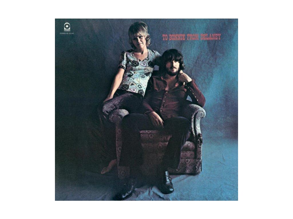 DELANEY & BONNIE & FRIENDS - To Bonnie From Delaney (LP)