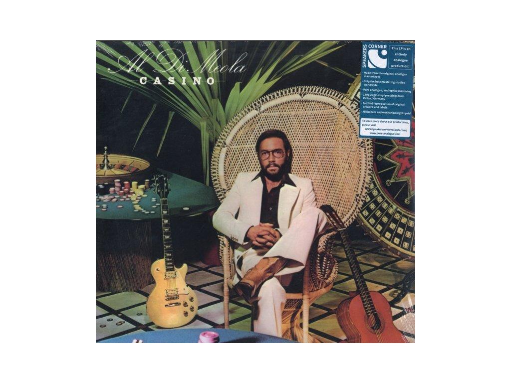 AL DI MEOLA - Casino (LP)