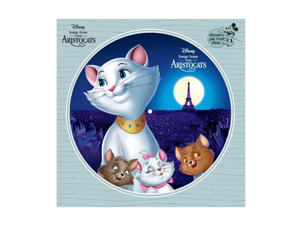 VARIOUS ARTISTS - Songs From The Aristocats (Picture Disc) (LP)