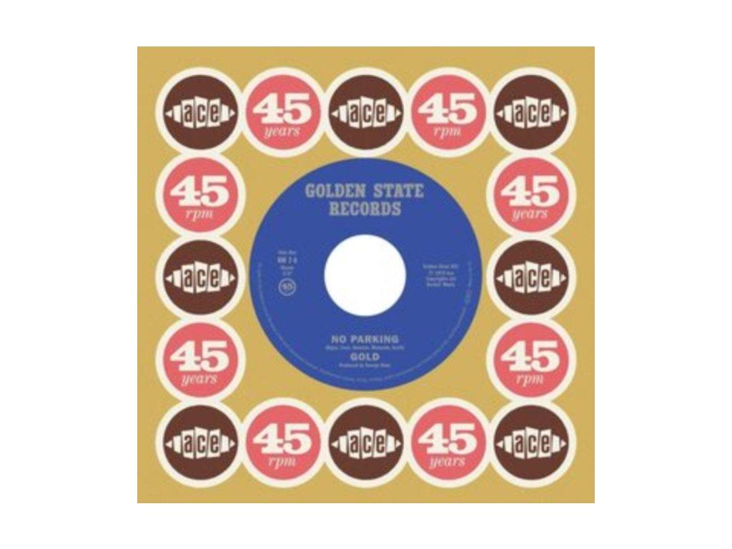 "GOLD - No Parking (7"" Vinyl)"