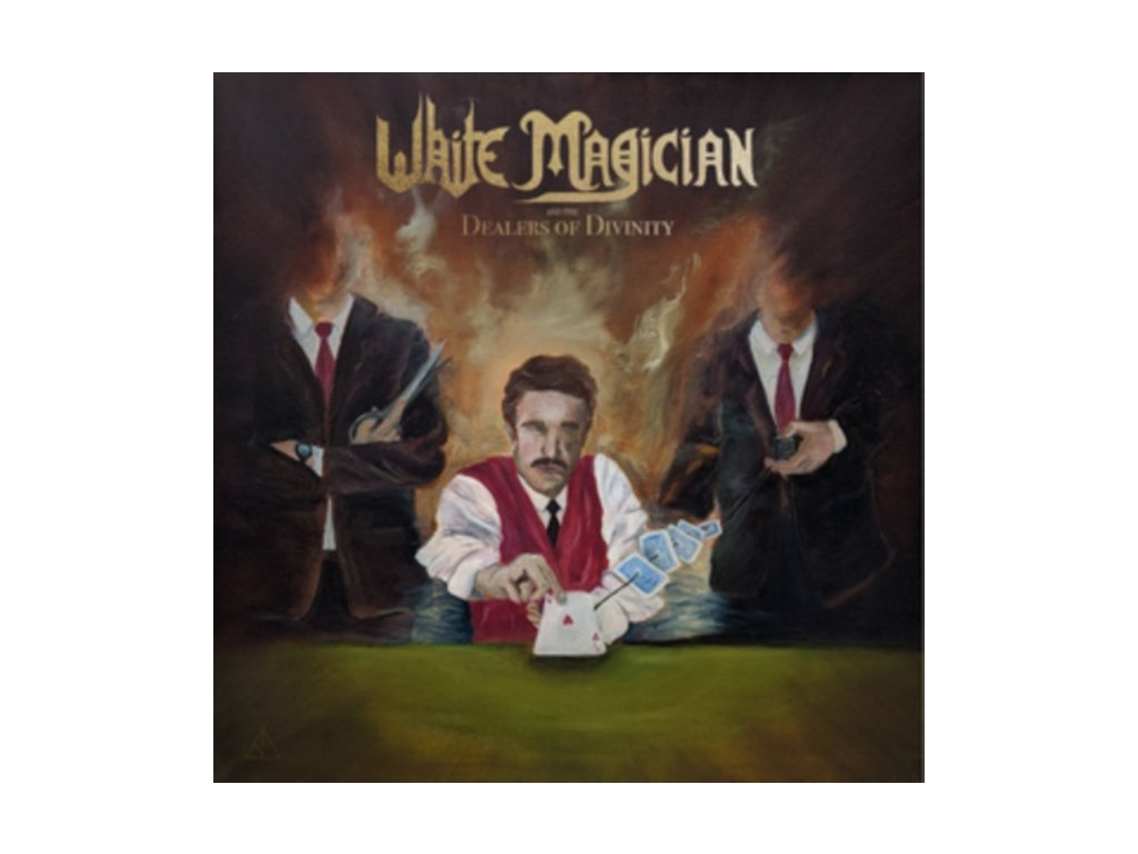 WHITE MAGICIAN - Dealers Of Divinity (LP)