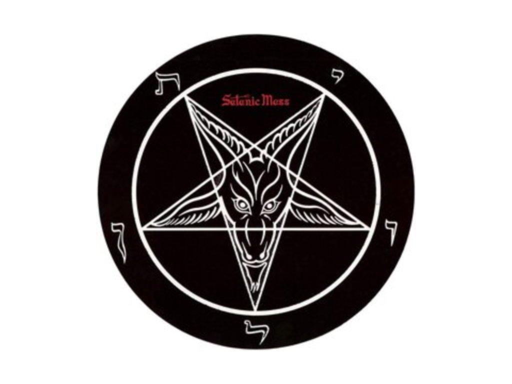 ANTON LAVEY - Satanic Mass (Picture Disc) (LP)
