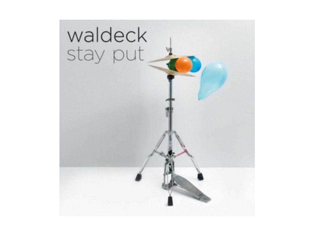 "WALDECK - Stay Put (12"" Vinyl)"