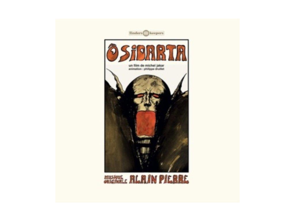 ALAIN PIERRE - O Sidarta (LP)