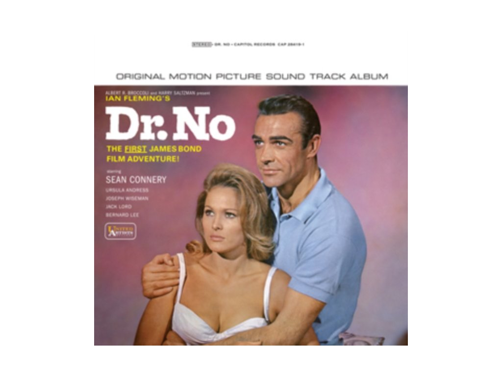 ORIGINAL SOUNDTRACK JAMES BOND - Dr No (LP)