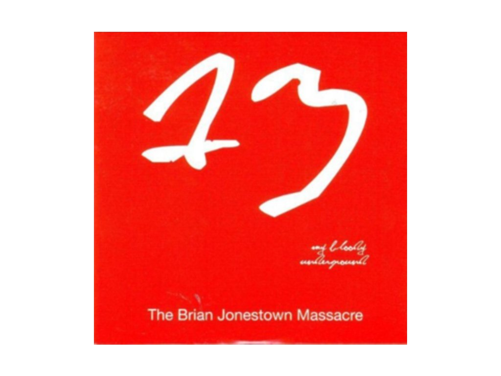 BRIAN JONESTOWN MASSACRE - My Bloody Underground (LP)