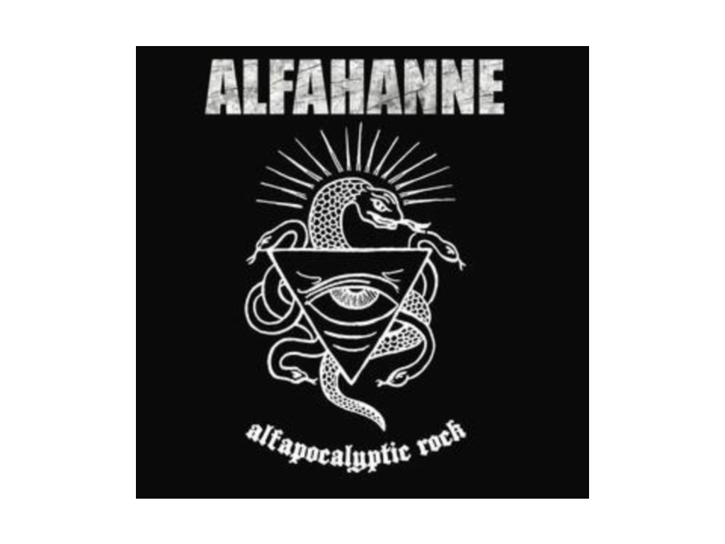 "ALFAHANNE - Alfapocalyptic Rock (7"" Vinyl)"