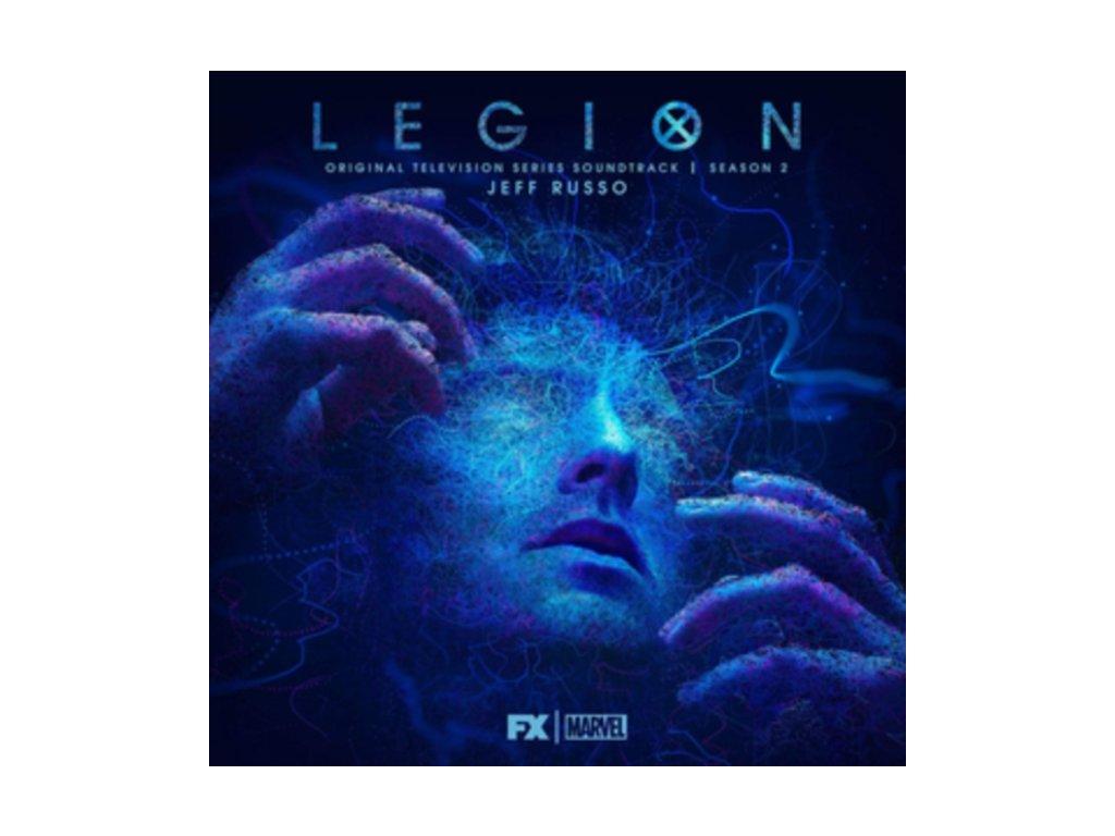 JEFF RUSSO - Legion Season 2 - OST (CD)