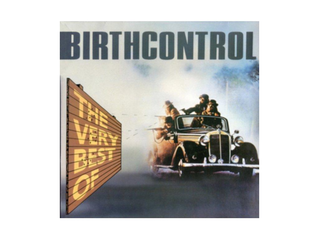 BIRTH CONTROL - The Very Best Of Birth Control (LP)