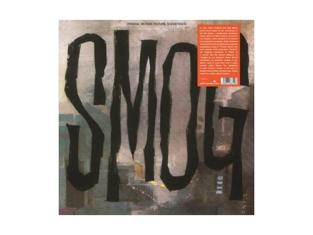 ORIGINAL SOUNDTRACK / PIERO UMILIANI / CHET BAKER - Smog (LP)