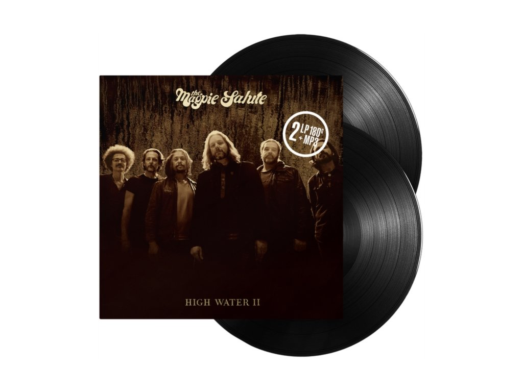 MAGPIE SALUTE - High Water II (LP)