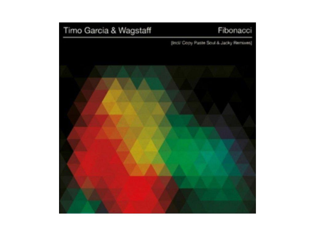 "TIMO GARCIA & WAGSTAFF - Fibonacci (12"" Vinyl)"