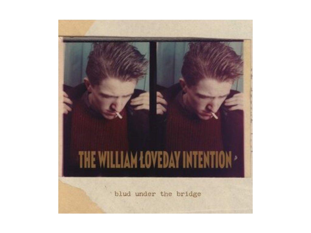 WILLIAM LOVEDAY INTENTION - Blud Under The Bridge (LP)