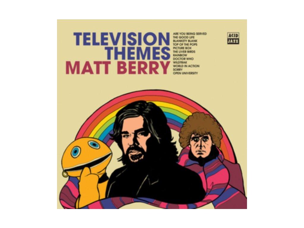 MATT BERRY - Television Themes (LP)
