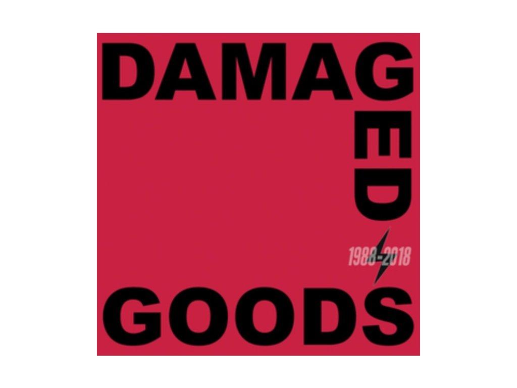 VARIOUS ARTISTS - Damaged Goods 1988-2018 (LP)