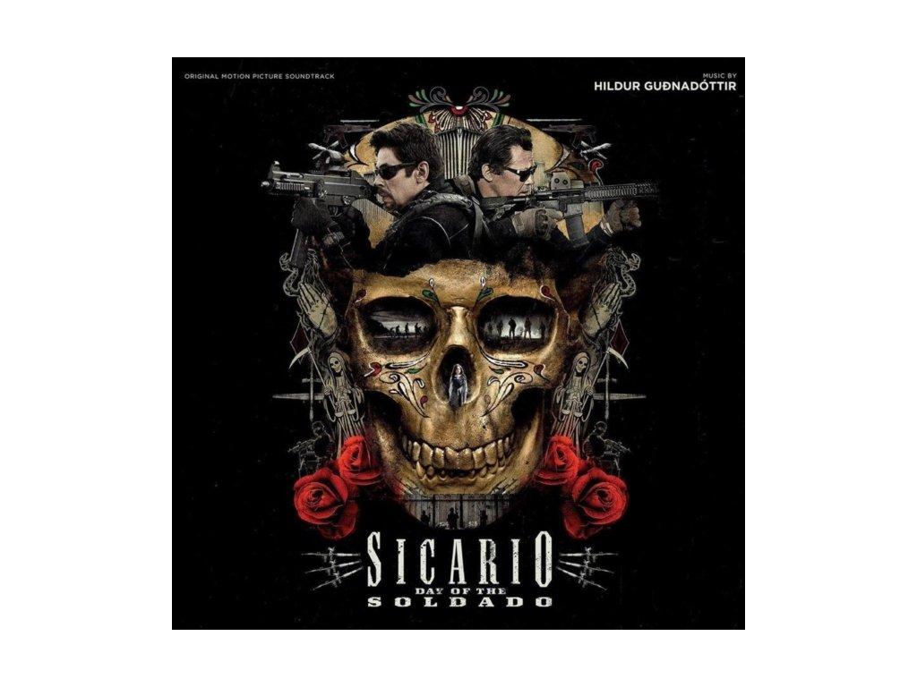ORIGINAL SOUNDTRACK / HILDUR GUDNADOTTIR - Sicario: Day Of The Soldado (LP)