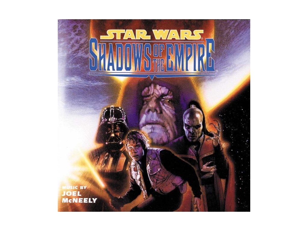 JOE MCNEELY - Star Wars: Shadows Of The Empire - Original Game Soundtrack (LP)